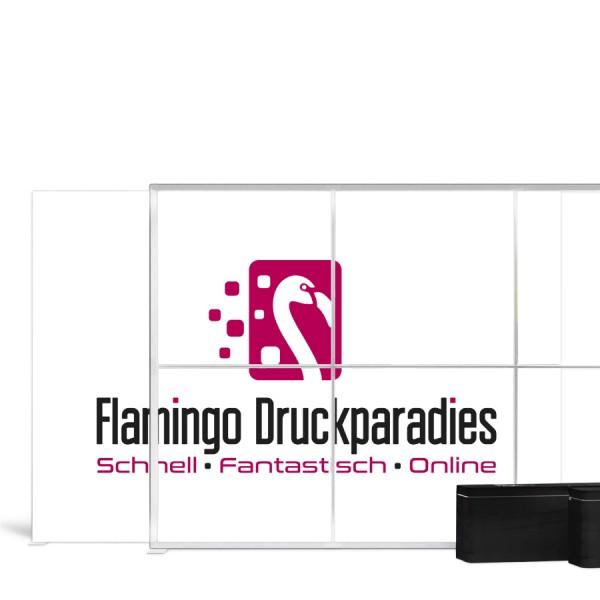 Pixlip Go Lightbox 300x200cm - Flamingo Druckparadies