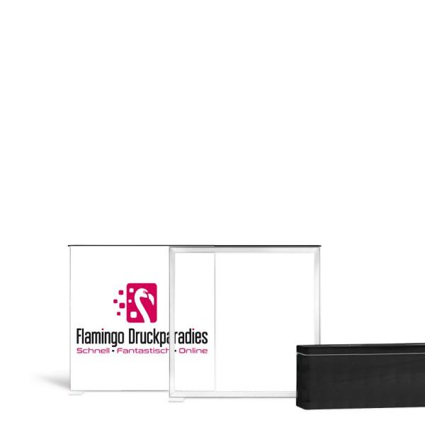 Pixlip Go Counter Lightbox 100x100cm - Flamingo Druckparadies