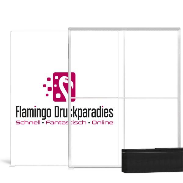 Pixlip Go Lightbox 200x250cm - Flamingo Druckparadies