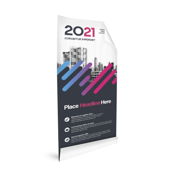 Ersatzdruck für Pixlip Pop 85x200cm - Flamingo Druckparadies