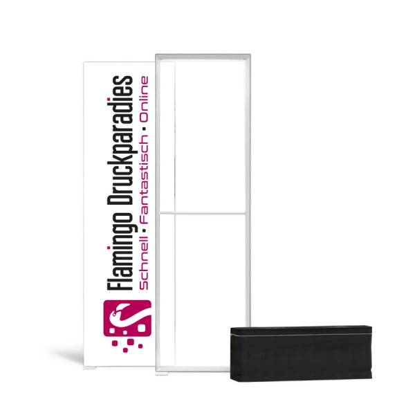 Pixlip Go Lightbox 85x250cm - Flamingo Druckparadies